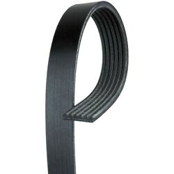 6k1025 Ac Delco Serpentine Belt New For Chevy Olds Le Sabre Suburban Express Van
