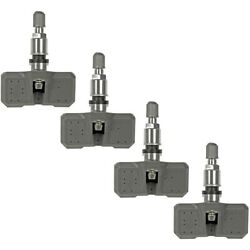 Set-rb974043-4 Dorman Tpms Sensors Set Of 4 New For Mercedes Town And Country