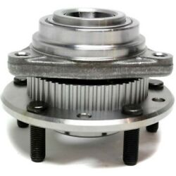 513061 Timken Wheel Hub Front Driver Or Passenger Side New 4wd 4x4 4-wheel Abs