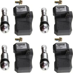 Set-rb974001-4 Dorman Tpms Sensors Set Of 4 New For Town And Country Ram Truck