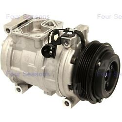 58356 4-seasons Four-seasons A/c Compressor New For 323 3 Series 325 With Clutch