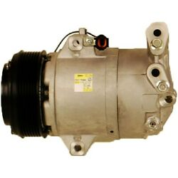 10000656 Valeo A/c Ac Compressor New With Clutch For Nissan Pathfinder Nv2500