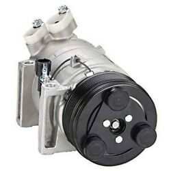 471-5012 Denso A/c Ac Compressor New With Clutch For Nissan Pathfinder Titan