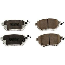 Z26-1836 Powerstop 2-wheel Set Brake Pad Sets Front New For Chevy Corvette Cts
