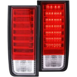 311068 Anzo Tail Lights Lamps Set Of 2 Driver And Passenger Side New Lh Rh Pair