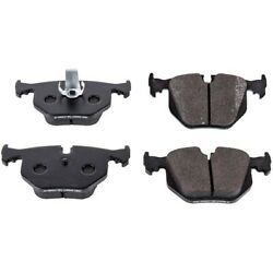 Pst-683 Powerstop 2-wheel Set Brake Pad Sets Rear New For 330 525 528 530 740