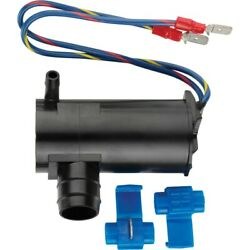 8-6718 Ac Delco Windshield Washer Pump Front Or Rear New For Civic Sedan Honda
