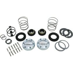 Yhc70006 Yukon Gear And Axle Locking Hubs Set Of 2 Front New For Chevy Blazer Pair