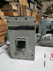 Ite Hp3f160 W/1600a Trip And Back Plates Circuit Breaker- Recon W/aux Switch