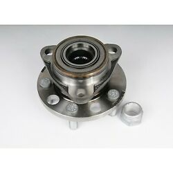 20-25k Ac Delco Wheel Hub Front Driver Or Passenger Side New W/ Abs For Chevy