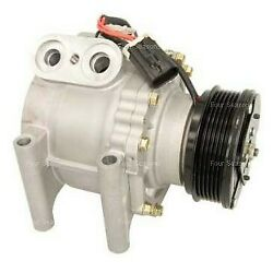 78561 4-seasons Four-seasons A/c Ac Compressor New For Chevy Olds With Clutch