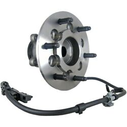 Wh515104 Quality-built Wheel Hub Front Driver Left Side New W/ Abs For Chevy Lh