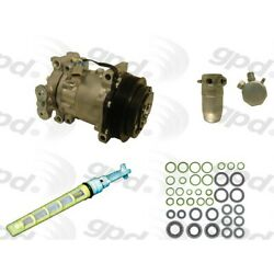 9612769 Gpd Kit A/c Ac Compressor New For Chevy With Clutch Chevrolet Tahoe Gmc