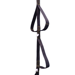 Webbing Ladder Mastl For Climbing On A Sailing Yacht Mast 12.4 M Wihout Sliders