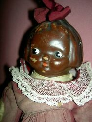 Cute Antique C1910, Horsman Compo. Dolly Dingle Campbell Kid, Drayton Doll