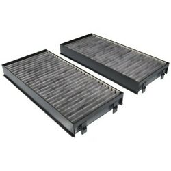 Lak221s Mahle Cabin Air Filters Set Of 2 New For E70 X5 Series Bmw E71 X6 Pair
