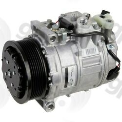 7512404 Gpd A/c Ac Compressor New For Mercedes Vw S Class Sl With Clutch Sl600