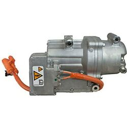 Ycc278 Motorcraft A/c Ac Compressor New With Clutch For Ford Escape Fusion Milan