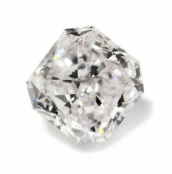 0.30 Carat Light Pink Diamond Natural Color Certified Loose Untreated Radiant