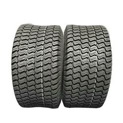 Two 24x9.50-12 Turf Mower Garden Tractor Tire 4pr Psi24 Max Load1500lbs