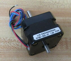 Lin Engineering 4218s-02d-01 Stepper Motor 4218s02d01 Pack Of 3