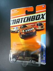 2011 Matchbox 73 City Action Gmc Wrecker Pacific Towing Salvage