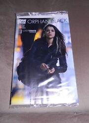 Orphan Black Comic #1 w Exclusive Loot Crate Variant Sarah Cover Still Sealed
