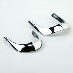 National Cycle Chrome Front Fender Tips Harley Davidson Xl1200r Roadster 2010
