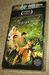 The Hanging Garden Vhs New And Sealed Rare Avant-garde Cinema Video
