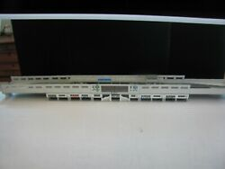 Kato N Scale Double Track Viaduct Layout