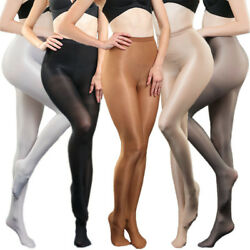 US 170lbs Super Elastic Pantyhose 70D Shiny High Glossy Sexy Stockings Tights $9.87