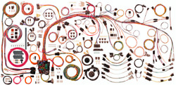 68 69 70 71 72 73 74 75 76 Corvette Wiring Harness Kit American Autowire 510717