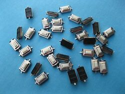 3000 Pcs Momentary Smt Tact Smd Tactile Pushbutton Micro Switch 2 Pin 3x6x2.5mm