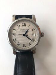 Star Steel Collection. Wrist Watch For Men - Bought New For Andpound2750