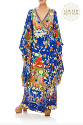 New With Tag Camilla Playing Koi Kimono W/ Split Sleeve Rrp2000 Limited Edition