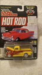 Racing Champions- Hot Rod Magazine- '40 Ford Pick Up (Metal Body)