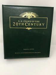 U.s. Coins Of The 20th Century Coin Collection Book