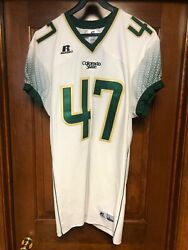 Colorado State Russell Adult Large Actual Football Jersey/pant Uniform