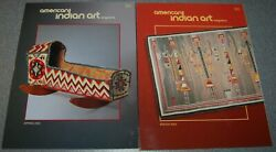 2- American Indian Art Magazines Vol 29, Number 2 And Vol 30 Number 1, 2004