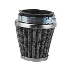 2pcs 2 Pod Air Filter Cleaner For Yamaha Motorcycle Motorbike Atv Scooter