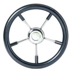 Steering Wheel Carbon Coated 350 Mm - 1 Pz Osculati 45.130.35 - 4513035 -