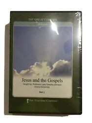 Rare - Great Courses Cd Jesus And The Gospels By Luke Timothy Johnson Audiobook