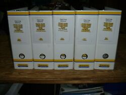 New Holland T9.700 Tier 4b Tractor Shop Service Repair Manual Zef400001 And Above