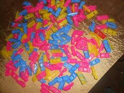 190 Assorted Vintage Mpc Small Plastic Toy Cars 1 3/4-2 Long