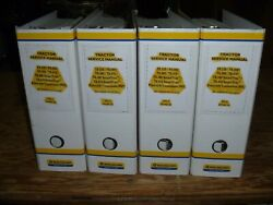 New Holland T8.320 T8.350 Pst Tractor Shop Service Repair Manual Zere08100 And Up