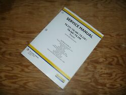 New Holland T8.390 Tractor Electrical Controls Lights Cab Service Repair Manual