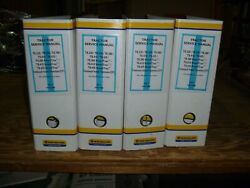 New Holland T8.320 T8.350 Cvt Tractor Shop Service Repair Manual Zfre05001 And Up