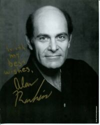 Alan Rachins Dharma And Greg La Law Spectacular Spider-man Signed Autograph Photo