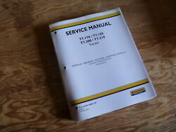 New Holland T7.200 T7.210 Tractor Electrical Wire Harness Service Repair Manual