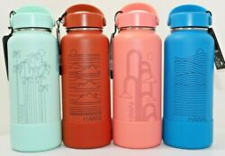 Hydro Flask 32 Oz Hawaii Limited Edition Rare 100 Authentic Hawaiian Collection